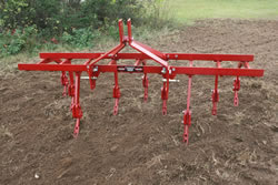 Two Row Cultivator